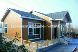 Expert Supplier Low Pay Mobile Prefabricated/Prefab Holiday House/Villa for Hot Sale pictures & photos