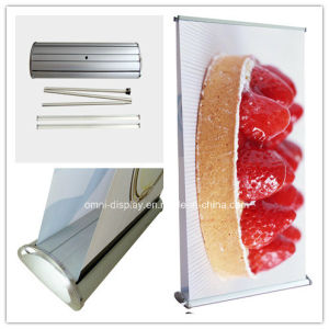 Display Stand Double Sides Roll up (DW-LD7 85CM) pictures & photos