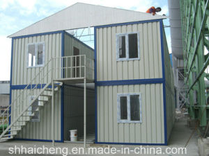 China Modular Living Container House Price pictures & photos