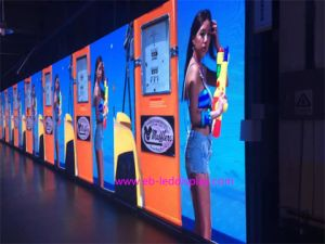 New Design 500*500mm/500*1000mm Aluminum LED Outdoor Video Display P6.25 pictures & photos