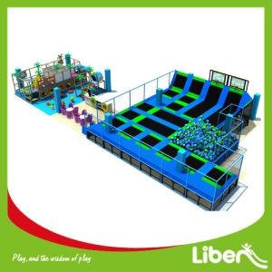 Large Kids Indoor Playground Amusement Park pictures & photos