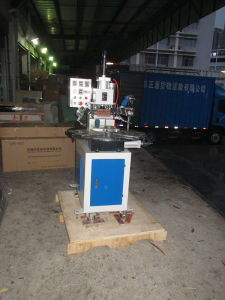 Tam-90-5 Strong Pressure Rotary Table Pneumatic Hot Stamping Machine pictures & photos