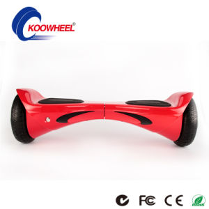 with APP New Model Self-Balancing Scooter with Bluetooth and Controller pictures & photos