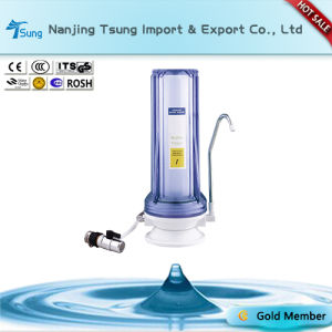 Counter Top Single Water Purifier with Metal Connector Ty-CT-C4 pictures & photos