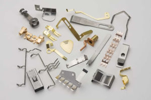 Sheet Metal Stamping Components pictures & photos