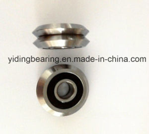 W Groove Sealed Roller Bearing RM2-2RS with Size 3/8′′ 9.525*30.73*11.1mm pictures & photos