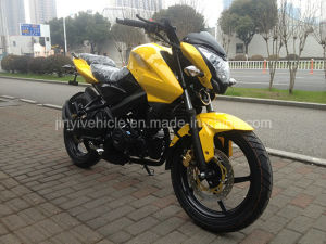 Bumblebee Racing Motorcycle with Air Cooled and Water Cooled Design pictures & photos