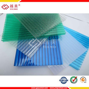 10mm Twin-Wall Polycarbonate Sheet pictures & photos