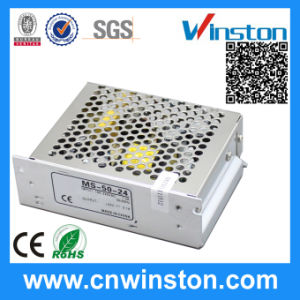 Ms-50-24 Mini Size AC/DC Single Switching Power Supply with CE pictures & photos