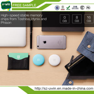 1020mAh Cookie Power Bank & Data Line 3 in 1 pictures & photos
