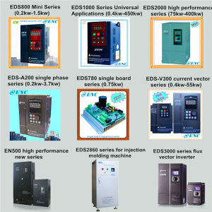 Enc Frequency Inverter 0.75kw to 55kw 220V/380V pictures & photos