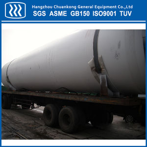 ASME Pressure Vessel Cryogenic Liquid Storage Tank pictures & photos