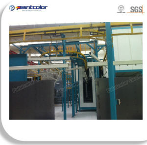 High Quality Reliable Service Automatic Powder Coating Line pictures & photos