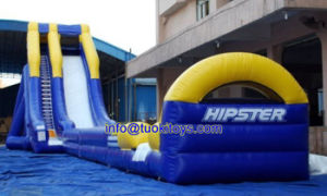 Customized Inflatable Slide for Outdoor Playground (A690)