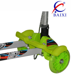 3 Wheels Pulse Scooter (BX-WS003) pictures & photos