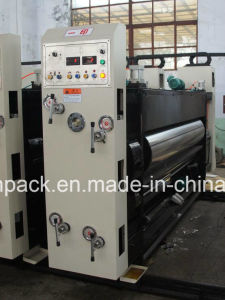 Flexo Carton Printing slotting and die-cutting Machine pictures & photos