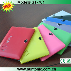 7inch Q88 Android Tablet PC with Allwinner A33
