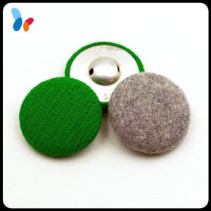 Fabric Covered Sewing Shank Button for Women Clothes pictures & photos