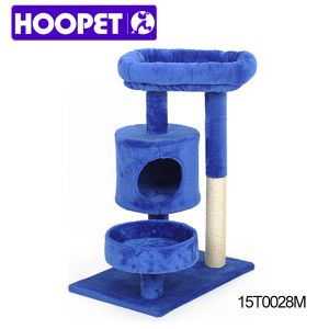 Factory Sisal Cat Tree Durable Simple Cat Tower pictures & photos