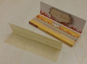 Custom Brand Short /1 1/4 / Kingsize /Kingsize Silm Cigarette Paper pictures & photos