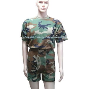 Breathable Sleepwear/Undergarments in Camouflage pictures & photos