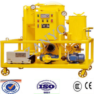 Mobile Type Lube Oil Purification Machine pictures & photos