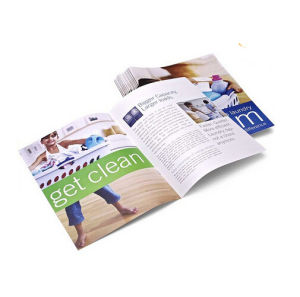 Cheaper Full Color advertisement Brochure Printing Service (jhy-441) pictures & photos