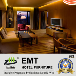 Modern Style Star Hotel Presidential Room Furniture Set (EMT-HTB05-3) pictures & photos
