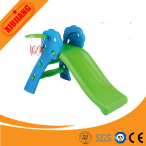 Indoor Outdoor Playground Plastic Kids Slide for Kindergarten pictures & photos