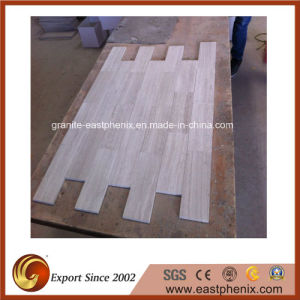 Polished Natural/Artificial White Marble Wall/Flooring/Kitchen/Bathroom Tiles pictures & photos