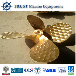 Marine 3 Blade Bronze Ship Propeller for Sale pictures & photos