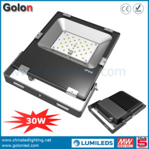 CE RoHS Approval 3 Years Warranty Philips SMD 30W 30 Watts Mini LED Flood Light pictures & photos