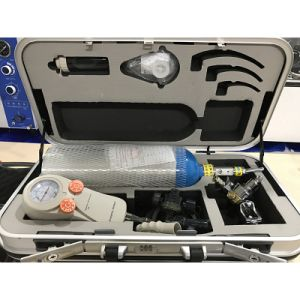 Hot Sale Medical Portable Emergency Ventilator Using in MRI pictures & photos
