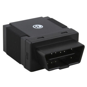 Play-and-Plug OBD II GPS Tracker with Backup Battery GPS 306A pictures & photos