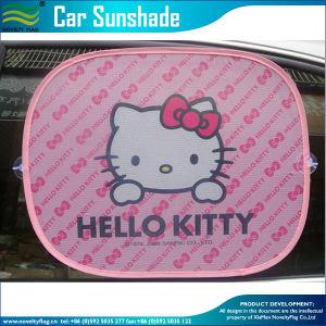 Custom Cartoon Foldable Cute Car Sun Shade (M-NF29F14014) pictures & photos