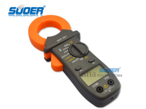Suoer Low Pricec Digital Clamp Meter (SNT201) pictures & photos