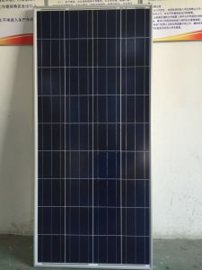 Best Sales 150W Poly Solar Panel with TUV CE ISO Certificate pictures & photos