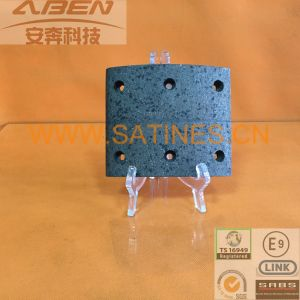 Auto Front Disc Brake Lining for Daewoo Truck