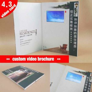 Cheapest Chinese Factory Supply Video Brochure pictures & photos