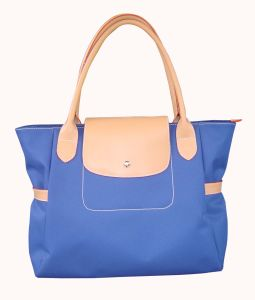 New Fabric with PU/ Leather Women Handbags (BS7149) pictures & photos