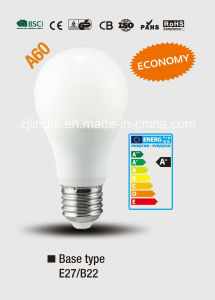 A60 LED Light Bulb (Economic type) pictures & photos