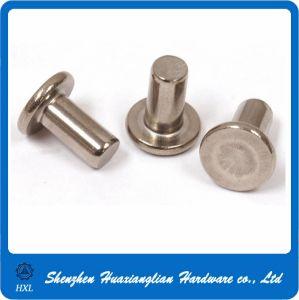 China Micro Semi Tubular Pan Head Rivet pictures & photos