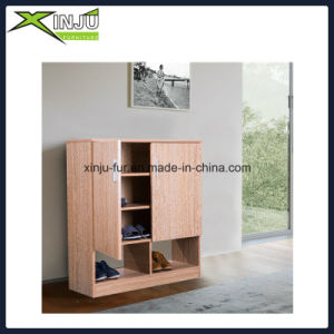 2 Door Shoe Cabinet with 1 Layer pictures & photos