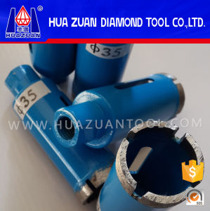 Diamond Core Drill Bits for Granite Marble Glass pictures & photos