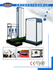 High Speed Continuous Human Body X-ray Inspection Machine pictures & photos