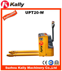 Electric Pallet Truck (UPT20-W) pictures & photos