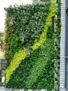 High Quality Artificial Plants and Flowers of Vertical Garden Gu-Mx2091532 pictures & photos