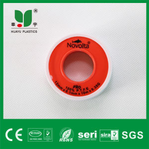 12mm 19mm High Quality PTFE Tape Teflon Tape pictures & photos