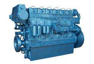 R6160 Weichai Marine Diesel Engine