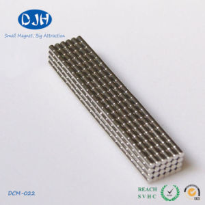 Diameter 2 * Thickness 3mm Neodymium Magnets Disc Shaped Powerful pictures & photos